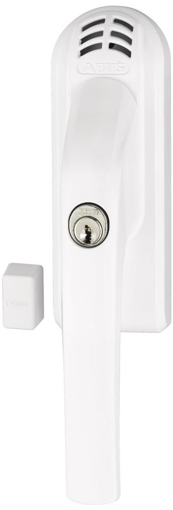 abus alarm fenstergriff fg 300a dl dr gleichschlie end al0125 wei. Black Bedroom Furniture Sets. Home Design Ideas